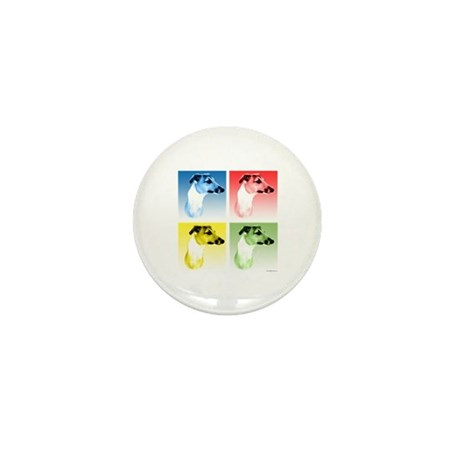 Iggy Pop Mini Button (10 pack)