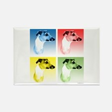Iggy Pop Rectangle Magnet (100 pack)