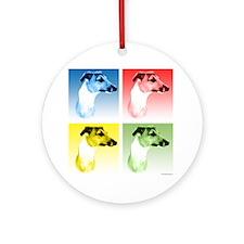 Iggy Pop Ornament (Round)