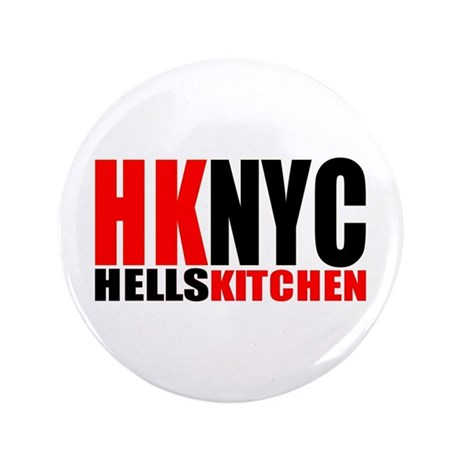 """""""hells kitchen shirt"""" 3.5"""" Button (100 pack)"""
