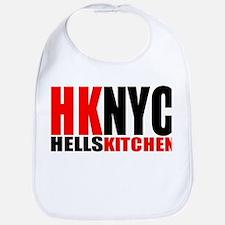 """""""hells kitchen shirt"""" Bib"""