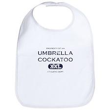 Property of Umbrella Cockatoo Bib