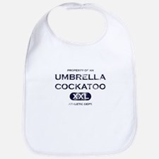 Property of Umbrella Cockatoo Bib