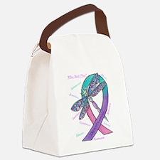 Whom shall I fear Canvas Lunch Bag