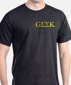Greek Geek (YL) T-Shirt