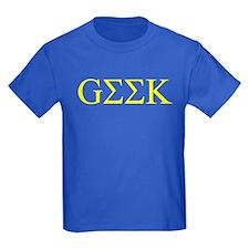 Greek Geek (YL) T