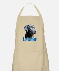 Lab(black) Name BBQ Apron