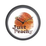 Just peachy Wall Clocks