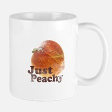 Vintage Just Peachy Mug