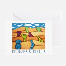 Dunes and Dells - Beach Greeting Cards (Pk of 10)
