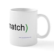 """Even Match"" Coffee Mug"