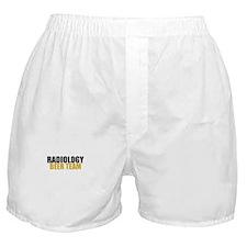 Radiology Beer Team Boxer Shorts