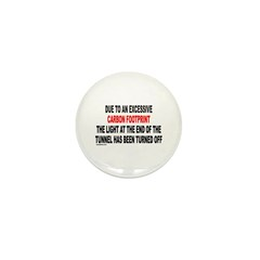 GLOBAL WARMING Mini Button (100 pack)