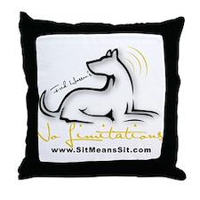 Beautiful NL Throw Pillow
