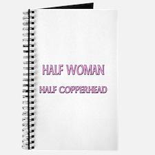 Half Woman Half Copperhead Journal