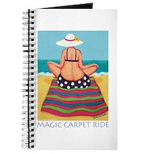 Magic Carpet Ride - Beach Journal