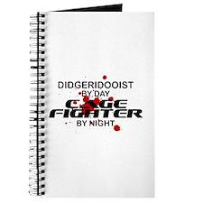 Didgeridooist Cage Fighter by Night Journal