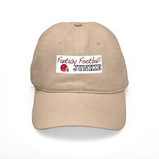 Fantasy Football Junkie Baseball Cap