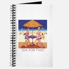 Sea for Two - Beach Journal