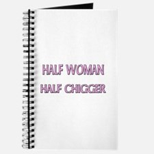 Half Woman Half Chigger Journal