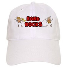 Band Rocks Baseball Cap