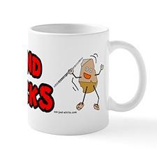 Band Rocks Small Mug