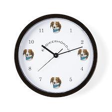 Kooikerhondje Wall Clock