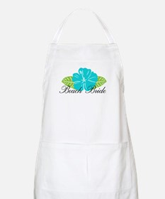 Beach Bride BBQ Apron