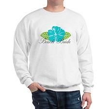 Beach Bride Sweatshirt