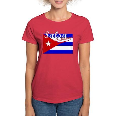 Salsa Cubana Women's Dark T-Shirt