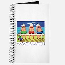 Wave Watch - Beach Journal