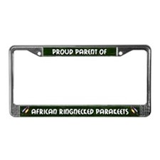 Proud Parent Multiple ARN License Plate Frame