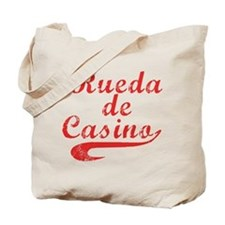 Rueda de Casino Tote Bag
