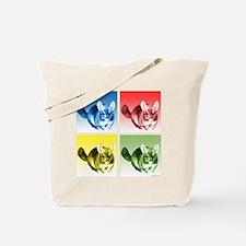 Chinchilla Pop Tote Bag