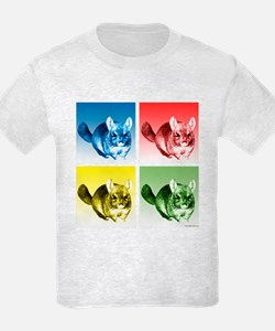 Chinchilla Pop T-Shirt