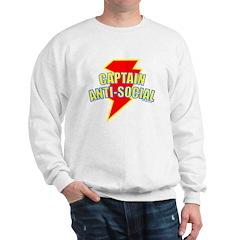CAPTAIN ANTI-SOCIAL Sweatshirt