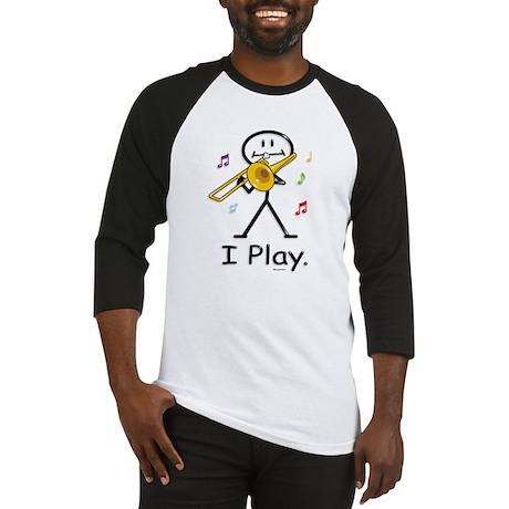 BusyBodies Trombone Baseball Jersey