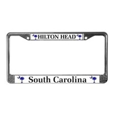Hilton Head Island License Plate Frame