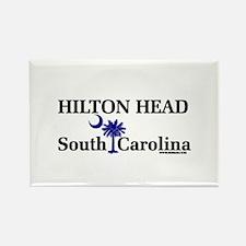 Hilton Head Island Rectangle Magnet