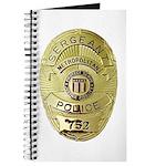 Metro PD Sergeant Journal