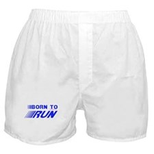 Born to Run Boxer Shorts