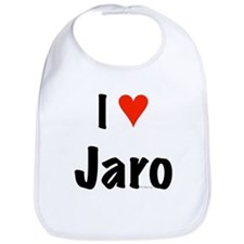 I love Jaro Bib