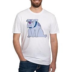 Bulldog Fitted T-Shirt