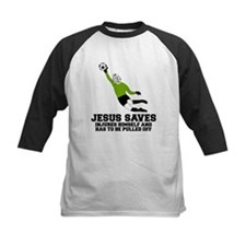 Jesus Saves sexual innuendo Tee