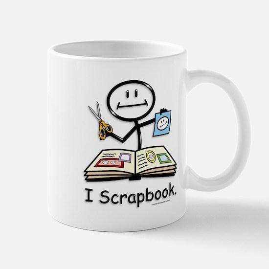 BusyBodies Scrapbooking Mug