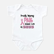 Proudly Wearing Pink 2 (Nana) Onesie