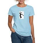 Poledancer Invert Women's Light T-Shirt