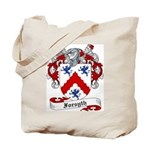 Forsyth Family Crest Tote Bag