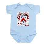 Forsyth Family Crest Infant Creeper
