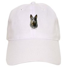 Australian Cattle Dog 9F061D-04 Baseball Baseball Cap